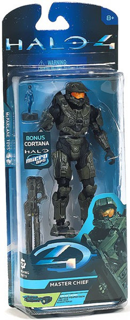 McFarlane Toys Halo 4 Series 2 Master Chief Action Figure