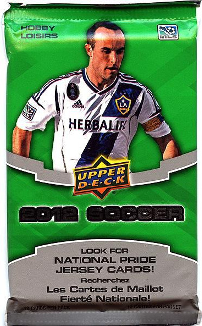 MLS 2011 Soccer Trading Card Pack