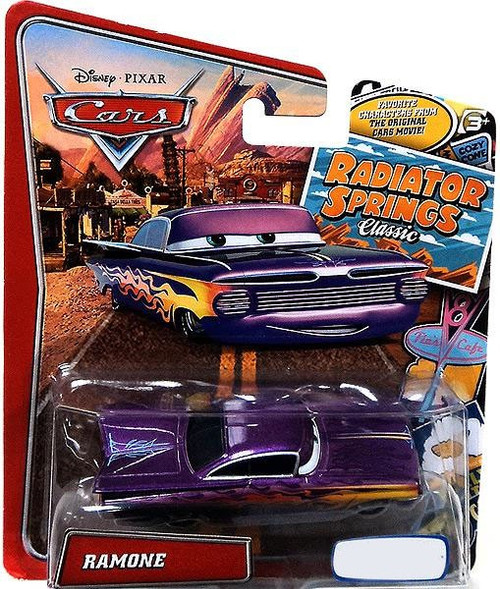 Disney / Pixar Cars Radiator Springs Classic Ramone Exclusive Diecast Car [Purple]