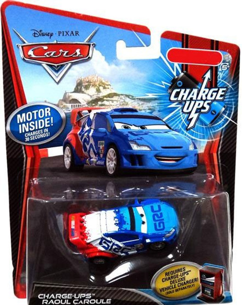 Disney / Pixar Cars Cars 2 Charge Ups Raoul Caroule Exclusive Diecast Car