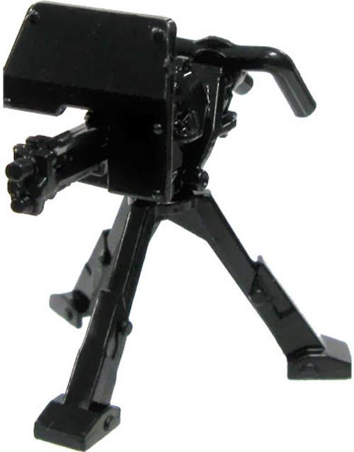 Mega Bloks Halo UNSC Heavy Machine Gun [Black Loose]