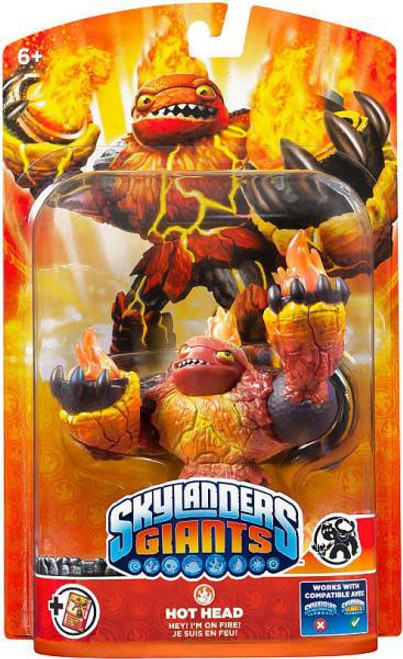 Skylanders Giants Hot Head Figure Pack
