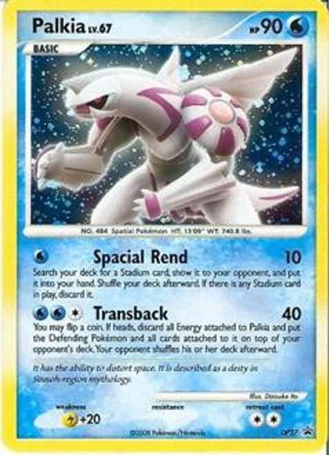 Pokemon Diamond & Pearl Promo Rare Holo Palkia DP27