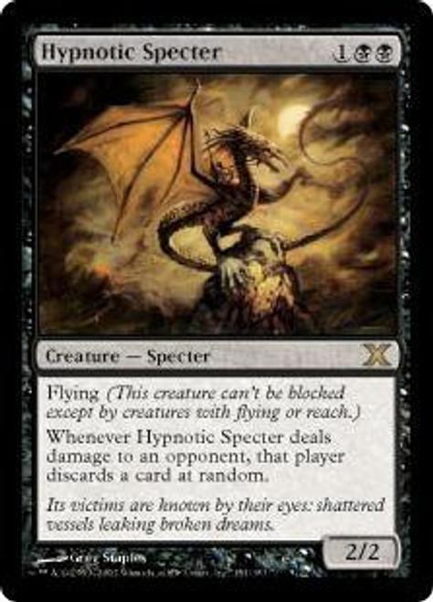 MtG 10th Edition Rare Hypnotic Specter #151