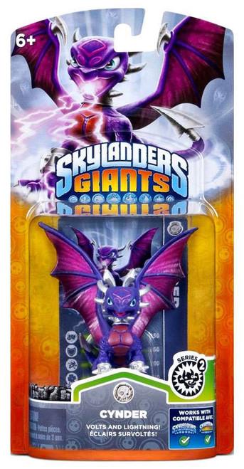Skylanders Giants Series 2 Cynder 2 Figure Pack