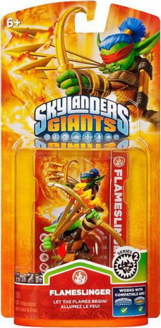 Skylanders Giants Series 2 Flameslinger Figure Pack [Giants Version]