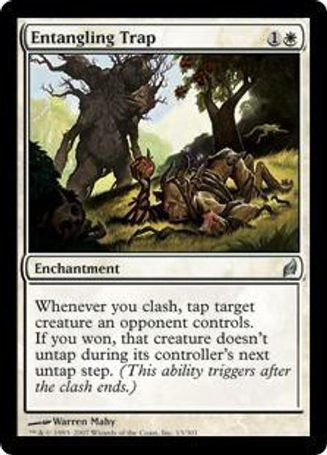 MtG Lorwyn Uncommon Entangling Trap #13
