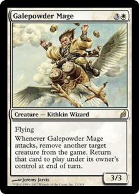 MtG Lorwyn Rare Galepowder Mage #15
