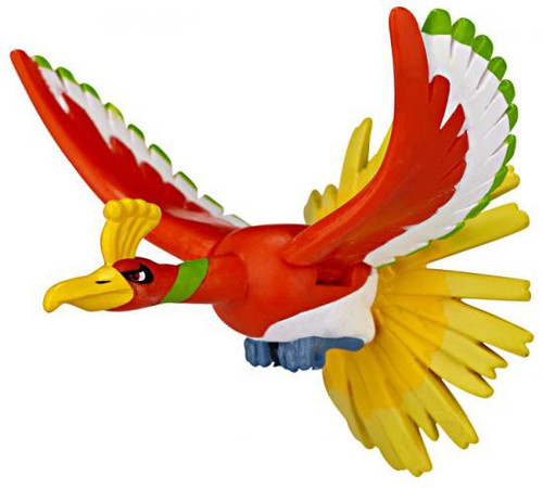 Pokemon Ho-Oh Figure [Loose]