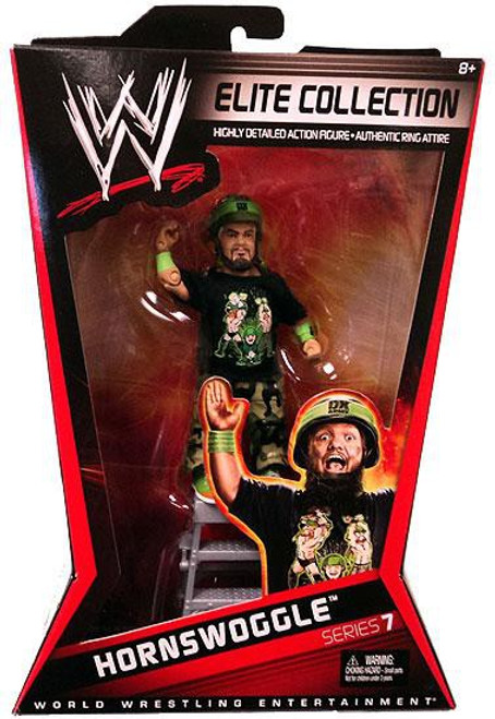 WWE Wrestling Elite Collection Series 7 Hornswoggle Action Figure