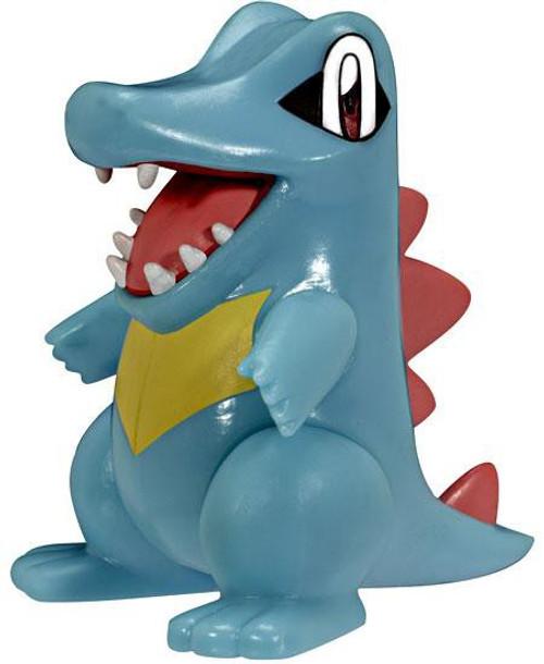 Pokemon Totodile Figure [Loose]