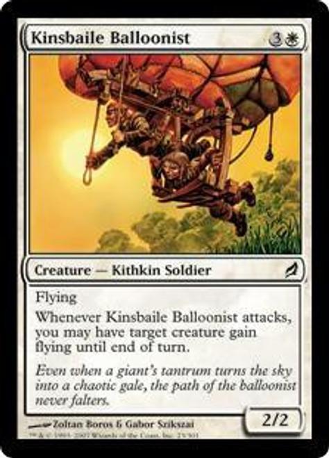 MtG Lorwyn Common Kinsbaile Balloonist #23
