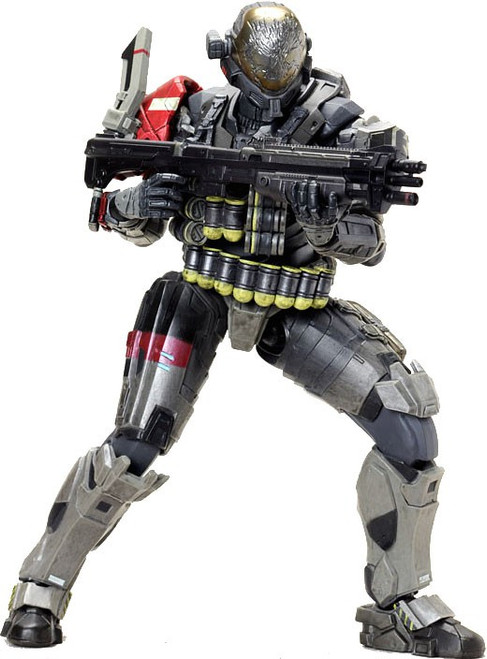 Halo Reach Play Arts Kai Series 1 Emile Action Figure [Warrant Officer]