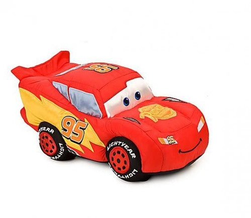Disney / Pixar Cars Plush Lightning McQueen 9-Inch Plush [9 Inch]