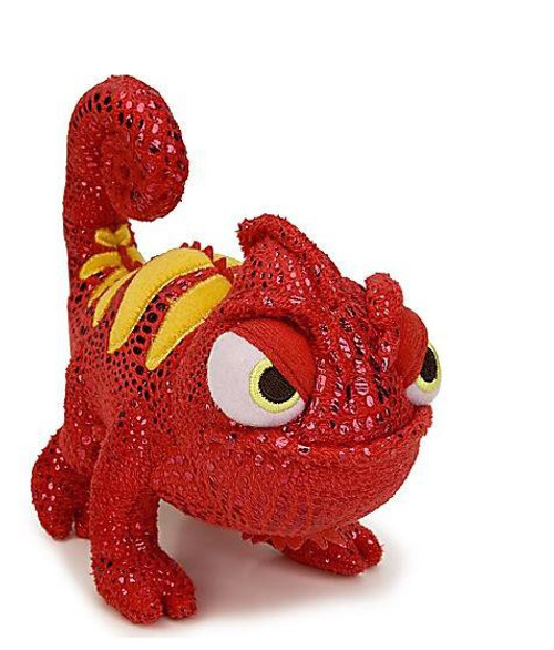 Disney Tangled Pascal 6-Inch Plush [Red]