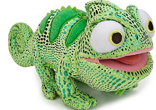 Disney Tangled Pascal 6-Inch Plush [Green]