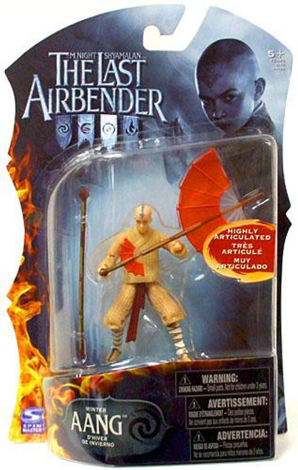 Avatar the Last Airbender Aang Action Figure [Winter]