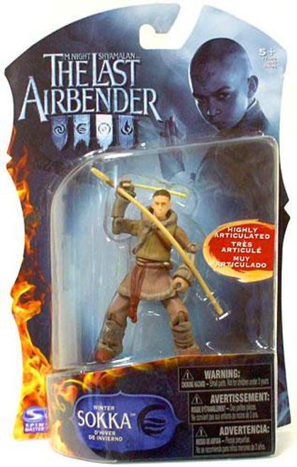 Avatar the Last Airbender Sokka Action Figure [Winter]