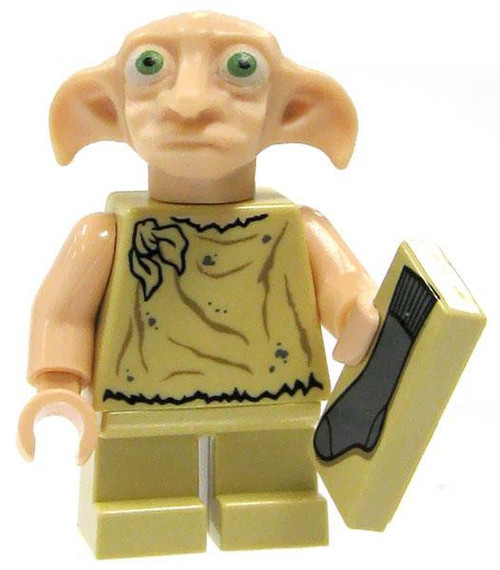 LEGO Harry Potter Dobby Minifigure #1 [With Sock Loose]