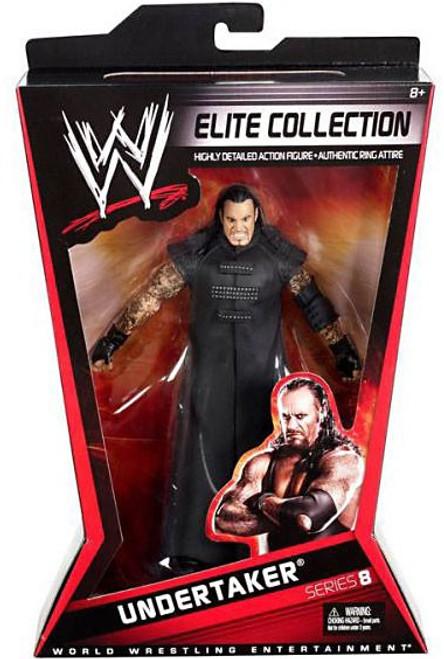 WWE Wrestling Elite Collection Series 8 Undertaker Action Figure