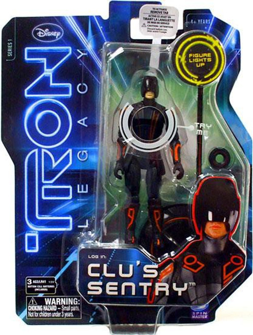 Tron Legacy Core Sentry Action Figure