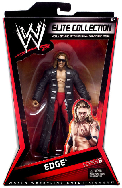 WWE Wrestling Elite Collection Series 8 Edge Action Figure