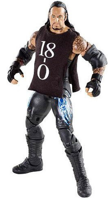 WWE Wrestling Elite Collection WrestleMania 26 Undertaker Exclusive Action Figure