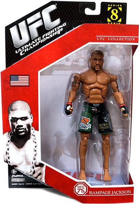 UFC Collection Series 8 Quinton Jackson Action Figure [UFC 75]