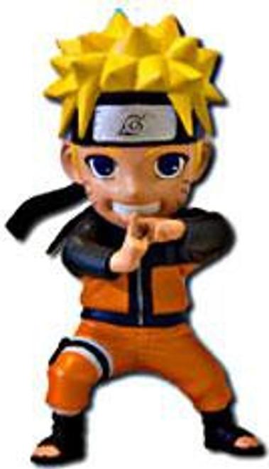 Shippuden Minininja Naruto Uzumaki 3-Inch PVC Figure