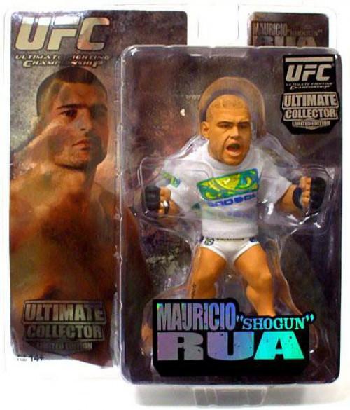 UFC Ultimate Collector Series 4 Mauricio Rua Action Figure [Limited Edition]