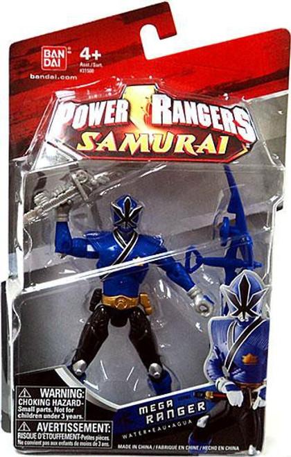 Power Rangers Samurai Mega Ranger Water Action Figure