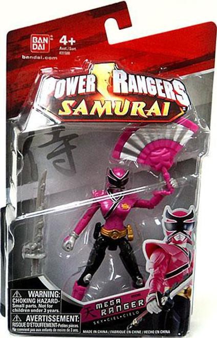 Power Rangers Samurai Mega Ranger Sky Action Figure