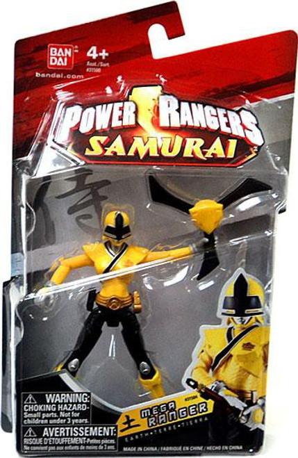 Power Rangers Samurai Mega Ranger Earth Action Figure