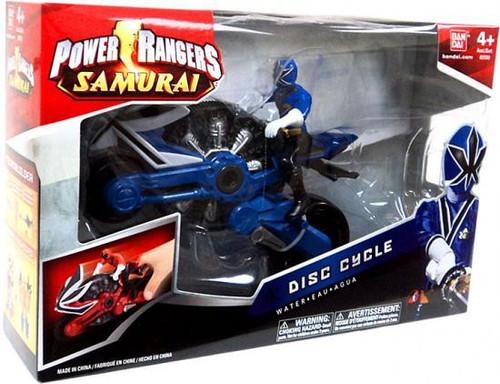 Power Rangers Samurai Disc Cycle Action Figure [Water]