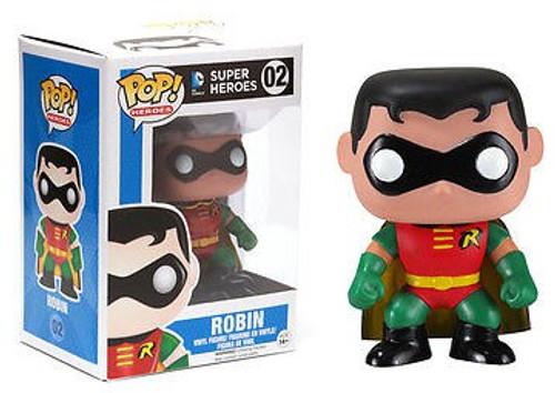 Funko DC Universe POP! Heroes Robin Vinyl Figure #2