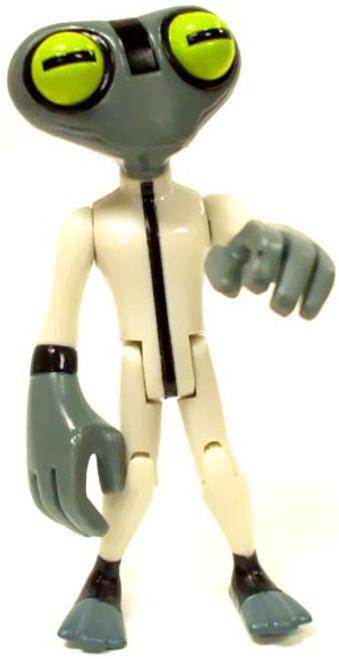 Ben 10 Alien Collection Series 1 GreyMatter Action Figure [Loose]