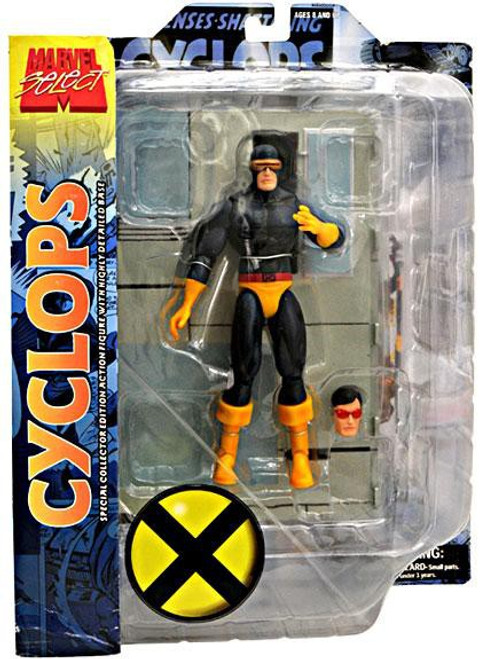 X-Men Marvel Select Cyclops Action Figure