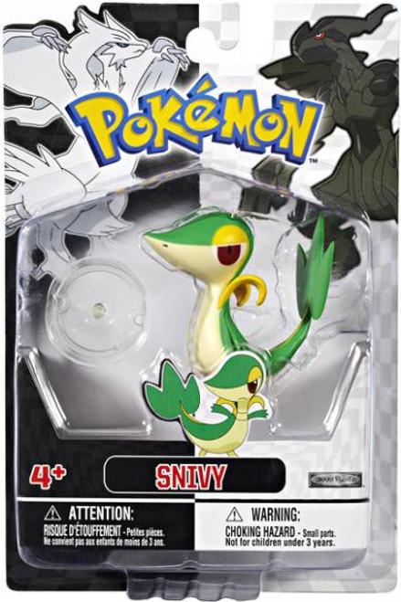 Pokemon Black & White Series 1 Basic Snivy Figure