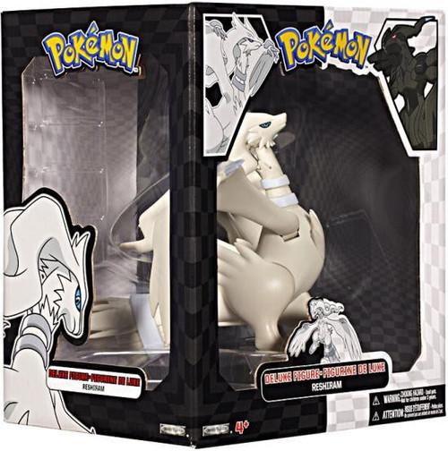 Pokemon Black & White Reshiram Action Figure [All White]