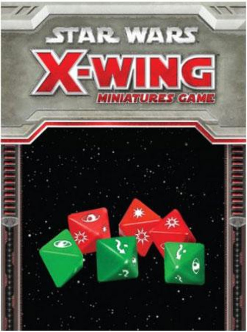 Star Wars X-Wing Miniatures Game X-Wing Dice Expansion Pack