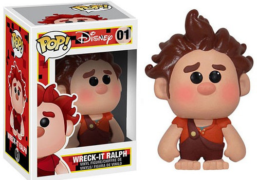 Funko POP! Disney Wreck-it Ralph Vinyl Figure #01