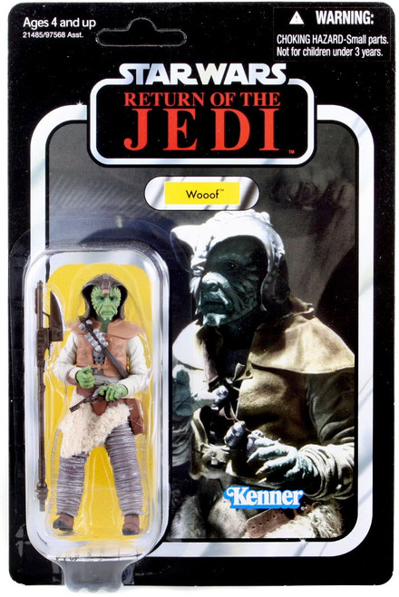 Star Wars Return of the Jedi Vintage Collection 2010 Wooof Action Figure #24 [Skiff Guard]
