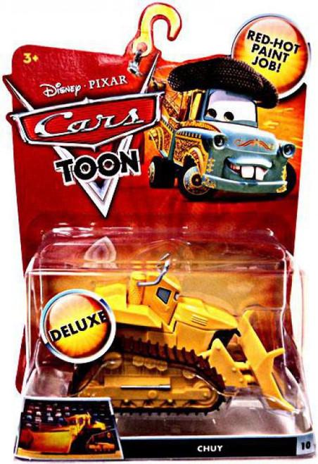 Disney / Pixar Cars Cars Toon Deluxe Oversized Chuy Diecast Car