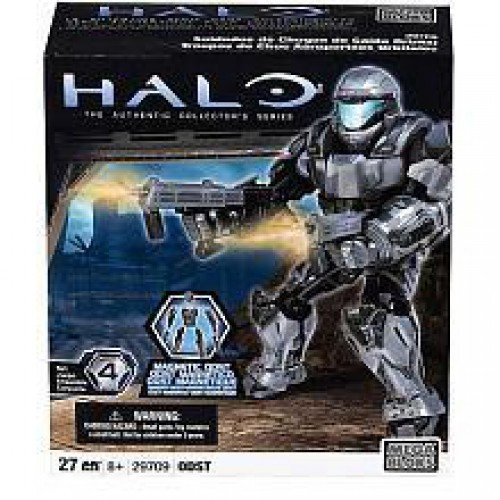 Mega Bloks Halo Magnetic Figures Covert ODST Set #29709