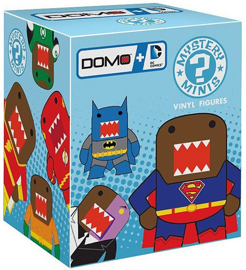 Funko DC Mystery Minis Domo Mystery Pack [1 RANDOM Figure]