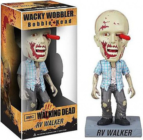 Funko The Walking Dead Wacky Wobbler RV Walker Bobble Head