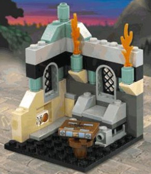 LEGO Harry Potter Dobby's Release Set #4731 [Loose, No Minifigures]