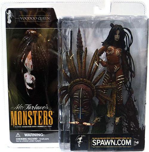 McFarlane Toys McFarlane's Monsters Voodoo Queen Action Figure [Blood Splattered Package Variant]