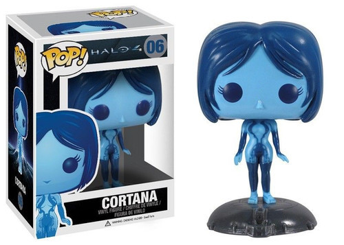 Funko Halo 4 POP! Halo Cortana Vinyl Figure #06