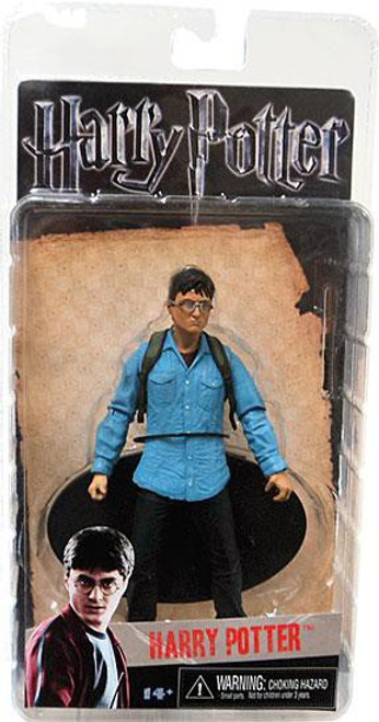 NECA The Deathly Hallows Harry Potter Action Figure [Snatcher Case]